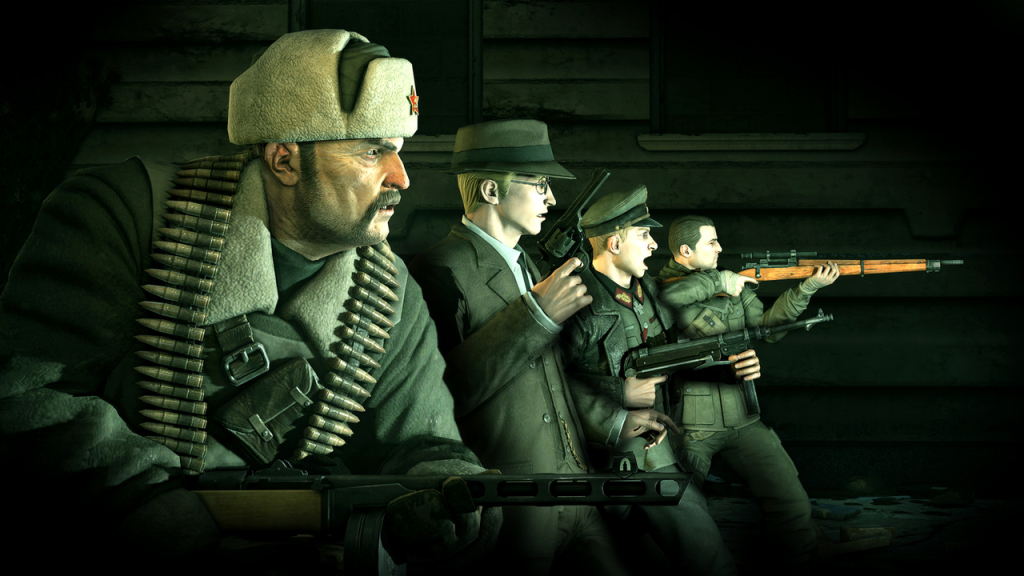 Download Sniper Elite Nazi Zombie Army PC (1)